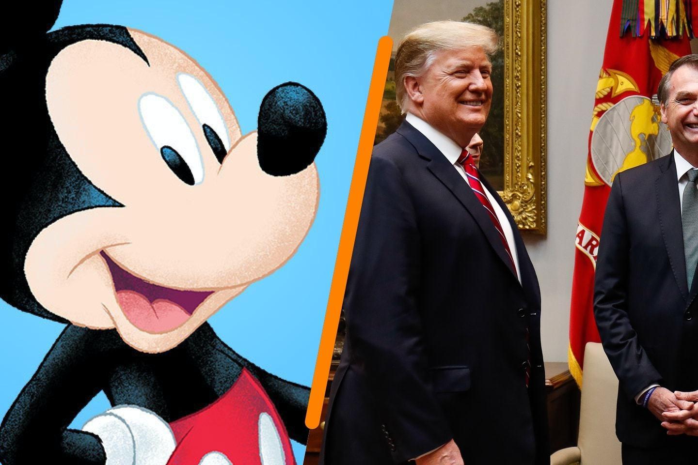 Disney+ vem com tudo para o Brasil / O dilema da moderação em redes sociais