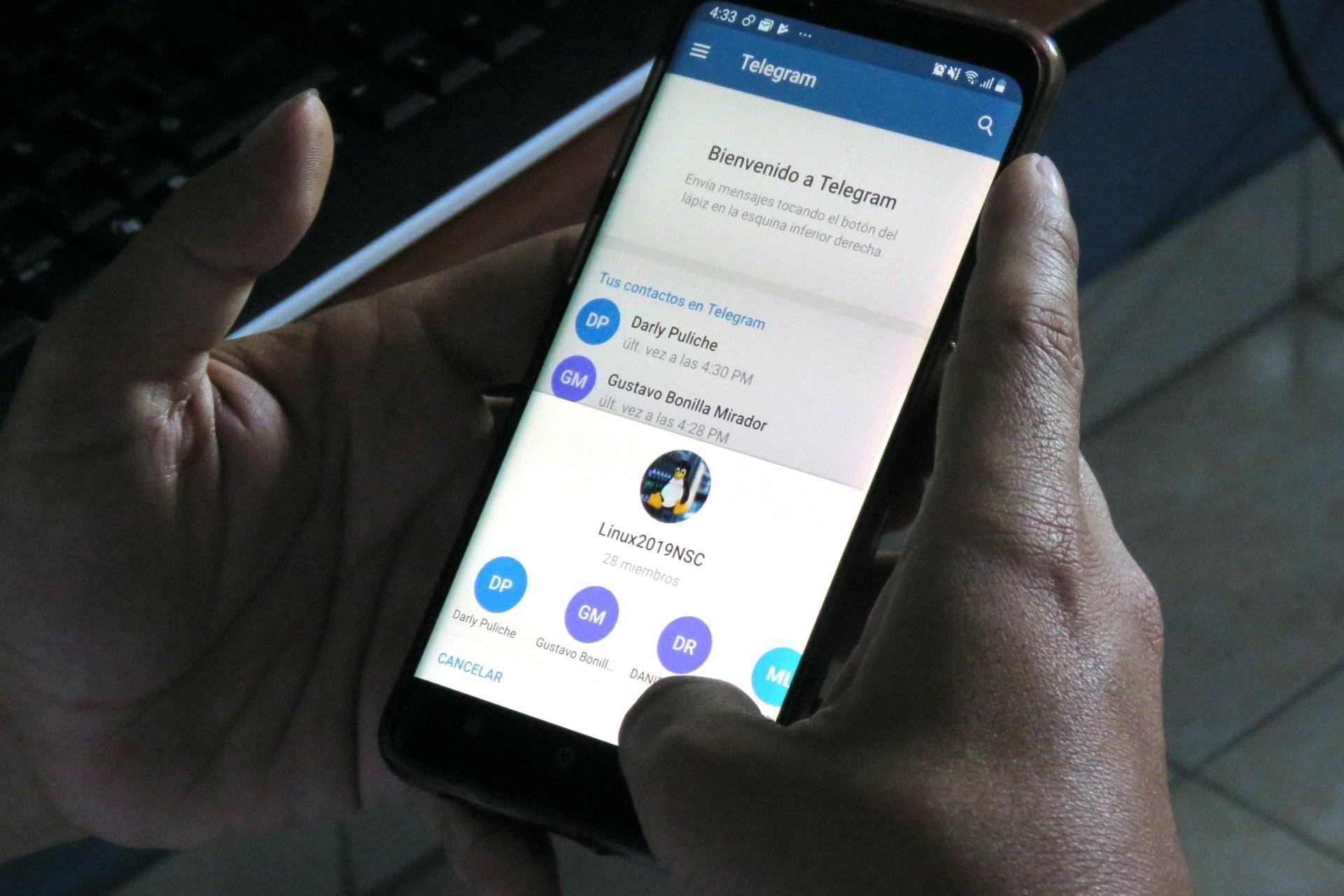 Telegram e desinformação