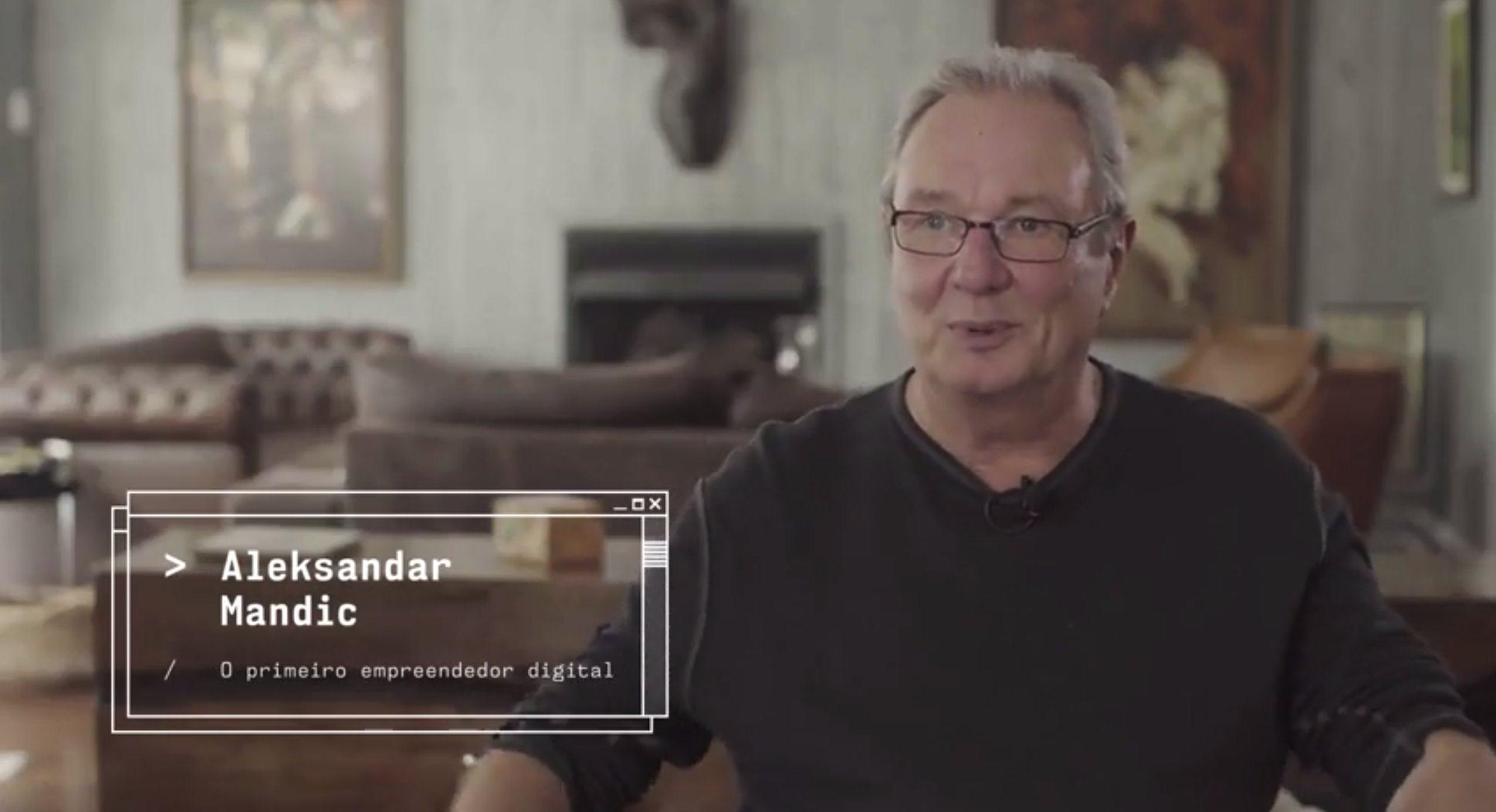 Morre Aleksandar Mandic, pioneiro da internet no Brasil